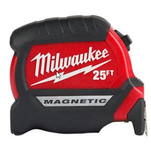 Milwaukee 48-22-0125 25Ft Magnetic Tape Measure