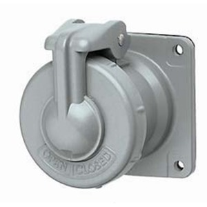 VR641 RECEPTACLE 4W4P 60A