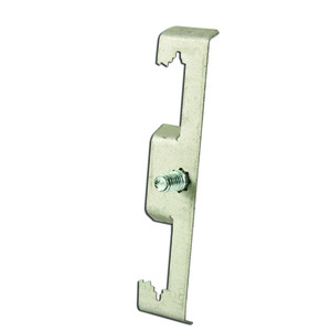 """Erico Caddy 4Z4S Multi-Function Clip, Wire Size #12 to 1/4"""", Flange Size 1/8 to 3/8"""""""