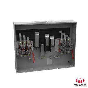 Milbank U2732-XT 200A 7T RL HD LVR 2P