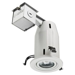 Lithonia Lighting LK3GMWM6 LIT LK3GMWM6 3IN GU10 MATTE WHITE