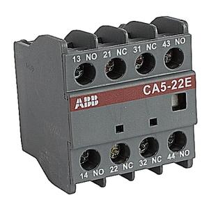 ABB CA5-22E ABB CA5-22E A AUX BLK 2NO-2NC