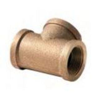 Merit Brass XNL106-12 3/4 BRS TEE-LF