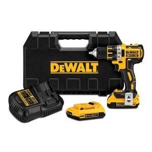 DEWALT DCD790D2 20V Max Cordless Drill/Driver