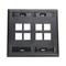 42080-8EP EB Q/PORT 8PORT DUAL G WP