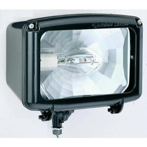 Lithonia Lighting TFM100MRBTBLPI 100W Floodlight, MH