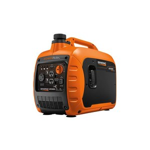 Generac 7129 Generator, Portable, 3kW, 120VAC, 19.1A, Inverter Generator