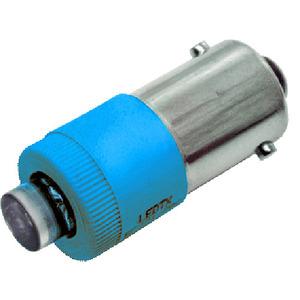 LEDtronics BF321-0PB-028B LDT BF321-0PB-028B BLUE LED LAMP
