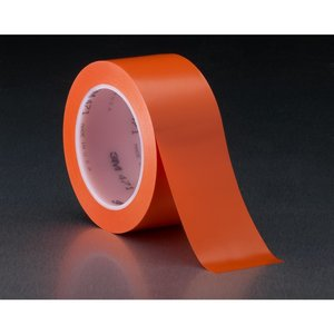 "3M 471-ORANGE-2X36YD-BULK 3M 471-Orange-2""x36yd-Bulk Plastic"