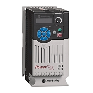 Allen-Bradley 25A-D010N104 Drive, Variable, 380-480VAC, 4.0kW, 5.0HP, 10.5A, Normal & Heavy Duty