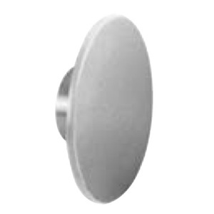 "ABB CR104PXM06E Push Button, 2-3/8"", Mushroom Head, Cap Only, Yellow"
