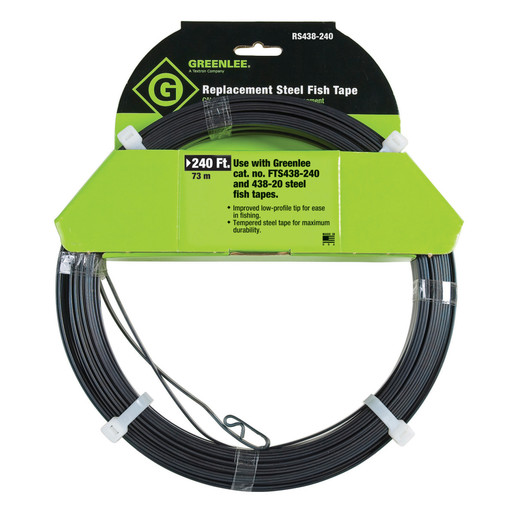 RS438240 STEEL FISH TAPE REPLACEMENT