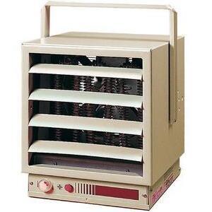 Electromode EUH05B34CT 5000W Unit Heater Almond