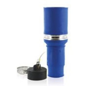 Leviton 49FSL-B Replacement Connector Insulator, Female, Blue