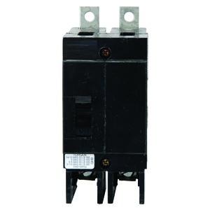 Eaton GHB2060 Breaker, 60A, 2P, 277/480 VAC, 125/250 VDC, Type GHB, 14 kAIC