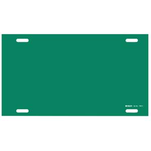 4011-F 4011-F BLANK GREEN STYLE F