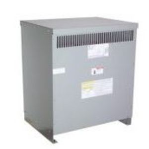 ABB 9T83B3813 Transformer, Dry Type, 3PH, 45kVA, 240D x 208Y/120, Floor Mount *** Discontinued ***