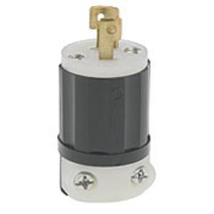ML1-P EB PLUG MIDGET LOCK 2P/3W 15A125V