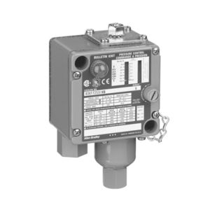 Allen-Bradley 836T-T302EX40 ELECTRO-MECH PRES CNTRL SW