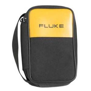 Fluke C35 Polyester Carrying Case - Black/Yellow