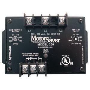 Symcom 3504002 Voltage Monitor, 3-Phase