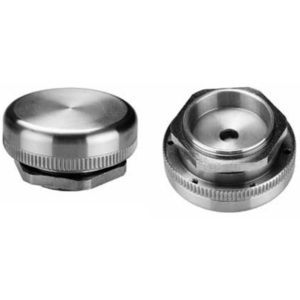 nVent Hoffman APCDSS6 Pressure Compensation Device, 58 mm, Stainless Steel