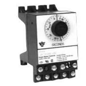 Eagle Signal Controls BRE8A6 Timing Relay, Electronic, Multi-Function, Reset, 10Min, 120VAC