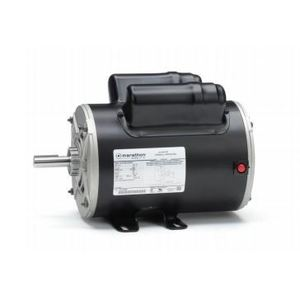 Marathon Motors 9040-GX Motor, Air Compressor, 3HP, 2.2kW, 3450RPM, 230VAC, 1PH, Drip Proof