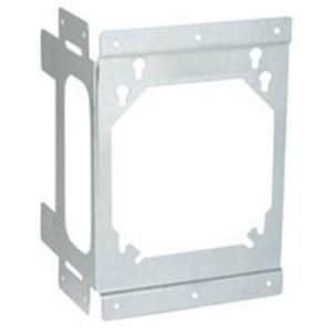Hubbell-Raco 9018 2-Point Box Mounting Bracket For Left Or Right Side Stud Mount