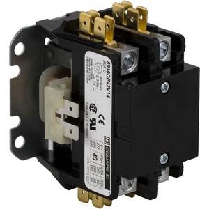 8910DP41V04 CONTACTOR 600VAC 40AMP DP +O