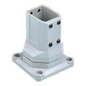 Hoffman CCS2RBLG Rotational Base, Pendant Arm, Fits 45 mm x 60 mm, Aluminum
