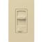 CTCL-153PH-IV-C 1P/3W 120V CFL/DEL IVORY