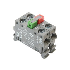 ABB MCB-11B 1no-1nc Base Mounted Dbl Block