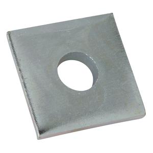 AB241-3/8HDGC 1HOLE PLATE 1-3/8X1-3/8