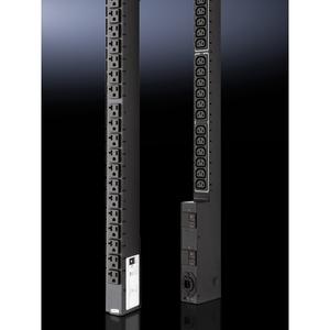 Rittal 9970843 BASIC PDU 120V 20A 1U