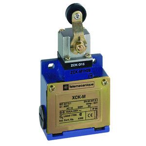 Square D XCKM115 LIMIT SWITCH 240VAC