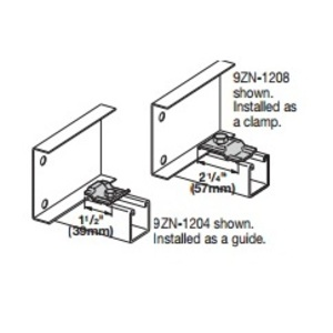 Eaton B-Line 9ZN-1204NB CLAMP/GUIDE WITH HARDWARE