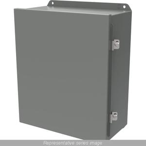 Hammond Mfg HJ664HLP N4 J BOX HINGED 6X6X4