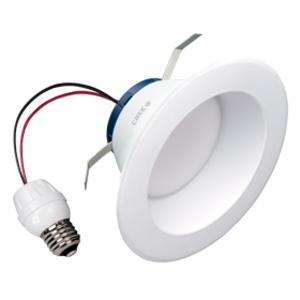 """Cree Lighting DRDL6-06227009-12DE26-1C100 6"""" LED Downlight, 625L, 2700K, 120V, E26 Base, 90+ CRI"""