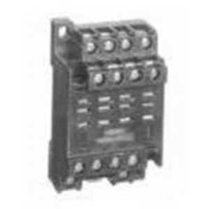 ABB CR420MA Relay Socket, Plug In , 14-Blade, 4PDT, Type M