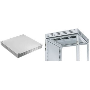 nVent Hoffman PVT3F682 Vented Top with Integral Fan Tray, 24x31.5x31
