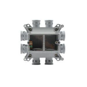 089496 SVDBH-10-15 PVC SLAB BOX KWIKON