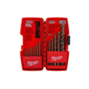 Milwaukee 48-89-0026 14-Piece Cobalt Drill Bit Kit
