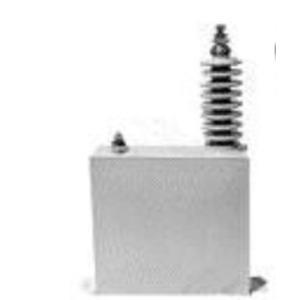 GE 18L0019WH Capacitor, Dielektrol, 4160-6900V, 1P, Internal Discharge Resistor