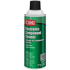 CRC 03200 Electronic Component Cleaner, 16 Ounce Aerosol Spray