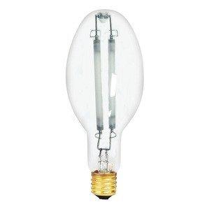 Candela C1000S52/ED37 High Pressure Sodium Lamp, ED37, 1000W, Clear