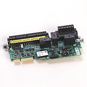 Allen-Bradley 20-750-1132D-2R I/O Module, Powerflex 750, 115VAC, Digital Input, 2 Relay Outputs