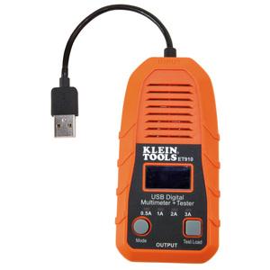 ET910 USB-A DIGITAL METER&TESTER TYPE A