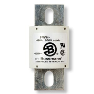 Eaton/Bussmann Series FWH-6.30A6F Fuse, 6.3A, 500VAC, High Speed, Ferrule, 6 x 32mm, 50kAIC
