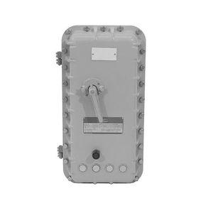 Appleton AEDB63660S201 Circuit Breaker & Enclosure, Explosionproof, 3 Pole, 600V, Aluminum